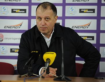 Юрий Вернидуб после матча с Александрией